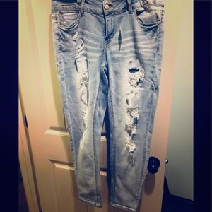 brand new dollhouse jeans size 14 with tags